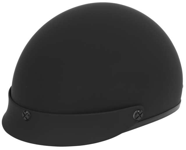 【bb1001】 Cheater .50 Half Helmet Matte Black XS/S/M/L/XL/XXL ハーレーアパレル