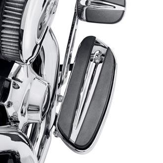 【50500089】 スリップストリーム・ライダー・フットボードインサート・スウェイプトウイングシェイプ ハーレー純正パーツ
