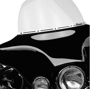【61300275】 バー&シールドロゴ・ウインドシールドモールディング ハーレー純正パーツ