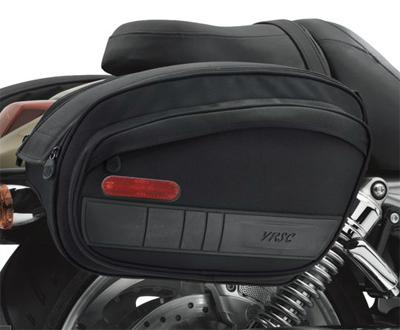 【91136-07A】 スポーツ・サドルバッグ ハーレー純正パーツ