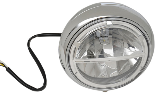 【20010765】 7 LEDヘッドライトアッセンブリー ハーレーパーツ
