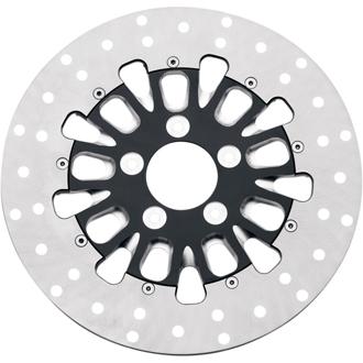 【17100437】 DOMINO ブレーキローター/11.8インチ (フロント用) ハーレーパーツ