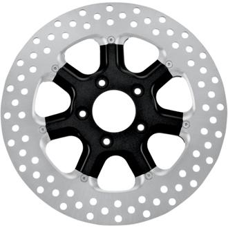 【17101333】 DIESEL ブレーキローター/11.8インチ (フロント用) ハーレーパーツ