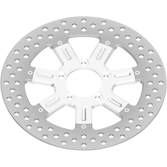 【17102213】 DELMAR ブレーキローター/11.8インチ (フロント用) ハーレーパーツ