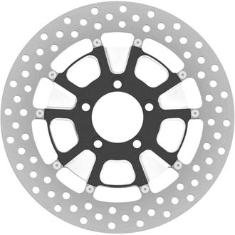 【17102224】 RAIDER ブレーキローター/11.8インチ (フロント用) ハーレーパーツ