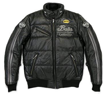 【BAJ132TTBK】 ベイツ レザージャケット ブラック ハーレーパーツ