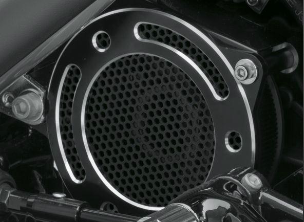 【34800032】 トランスミッションスプロケットカバー・レールコレクション ハーレー純正パーツ