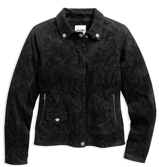 【98566-16vw】Soar Sueded Jacket XS/S/M/L/XL◆ハーレー◆