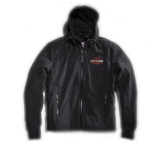 【98235-13vm】Men's Roadway Waterproof Fleece Jacket S/M/L/XL ◆ハーレー◆