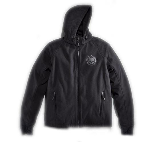 【98542-14vm】Men's Cross Roads Waterproof Fleece Jacket M/L ◆ハーレー◆