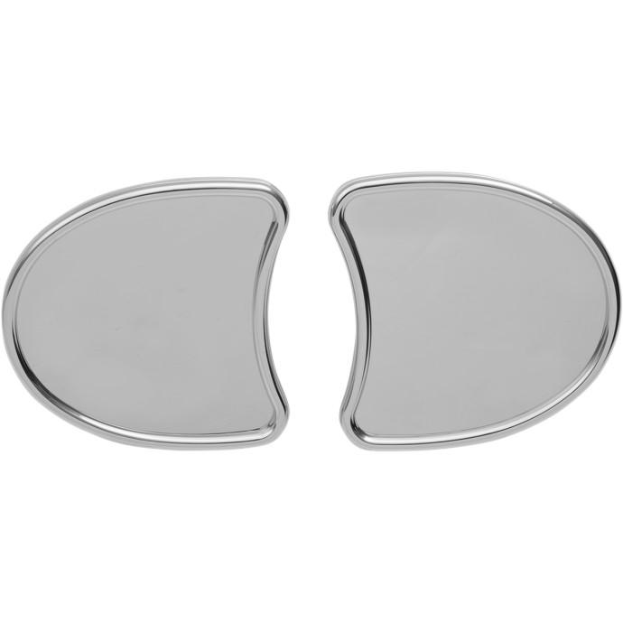 【06400793】 フェアリングマウントミラー:平面レンズ ハーレーパーツ