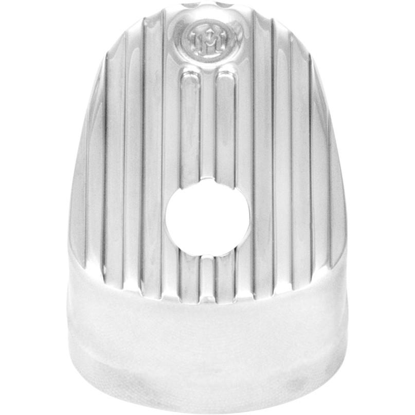 【21060257】 イグニッションスイッチ カバー:GRILL:クローム ハーレーパーツ