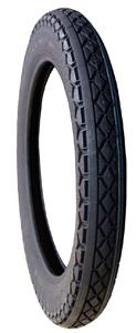 【フロント・リア用】 COKER classic cycle diamond blackwall 4.00x18 ハーレーパーツ