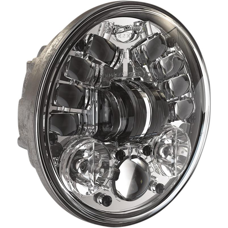 絶対一番安い 【20011780】【20011780】 5-3/4インチ ADAPTIVE2 5-3/4インチ LEDヘッドライト:スポーツスター、ダイナ、FXソフテイル ADAPTIVE2、V-RODモデルで5-3/4インチヘッドライトに適合/クローム, 利尻郡:986345c1 --- mail.galyaszferenc.eu