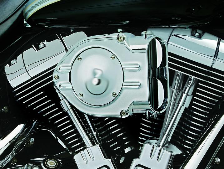 【8469】 STANDARD HYPERCHARGER エアクリーナー:1991~06年スポーツスターモデルに適合