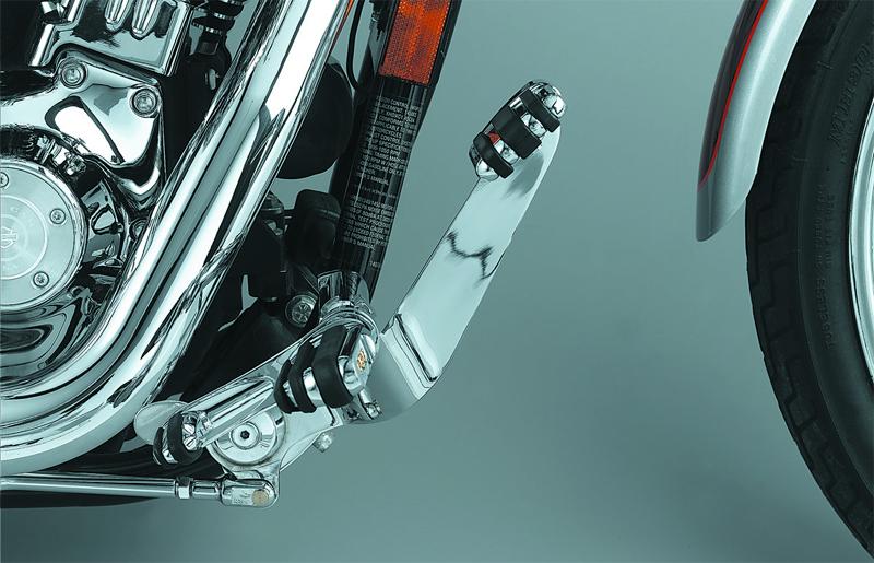 【9063】 フォワードコントロールキット ダイナモデル用:1991~17年ダイナモデルに適合 (但しFLDは除く)/スタンダードポジション