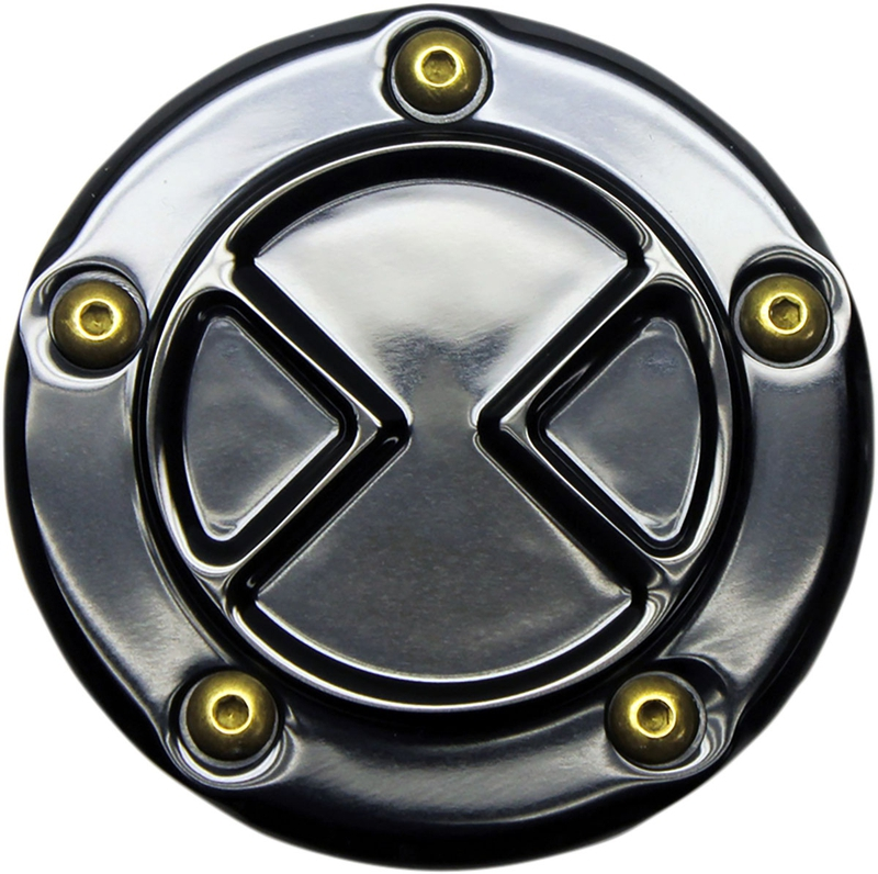 【09401501】 BOMBER ポイントカバー:1999~17年ツインカムモデルに適合/ブラック