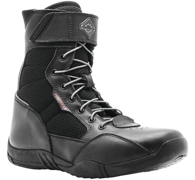 【517658】 FirstGear Men's Vekter Air Mesh Lo Boots ブラック 26.0 27.0 28.0 29.0 29.5 30.0cm