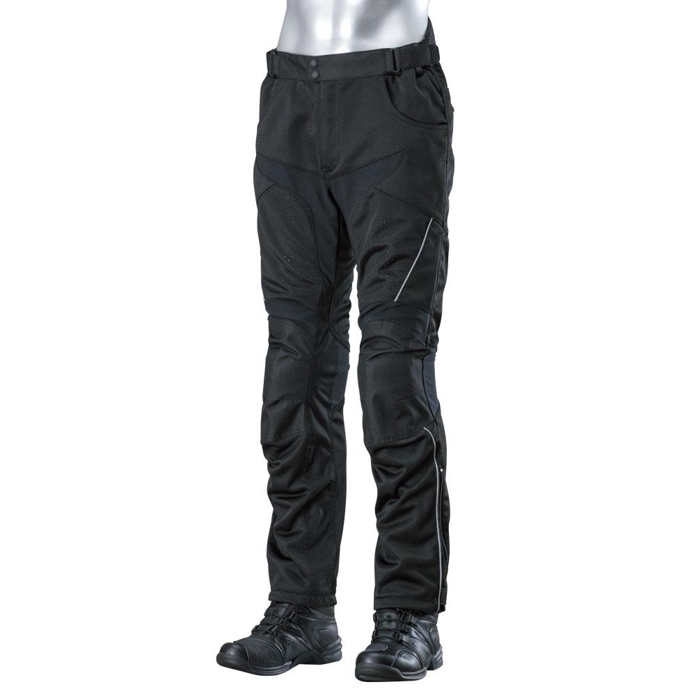 【sdw-4119】 SDW-4119 ストリームマックスメッシュライディングパンツ ブラック