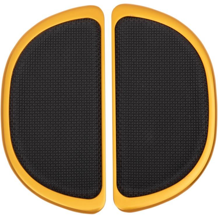 【16210930】 パッセンジャー バナナフロアーボード:ゴールド:リベット無し