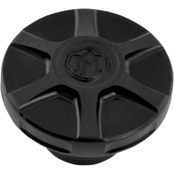 ハーレーカスタムパーツ _タンクキャップ 最安値に挑戦 07030840 ARRAY ガスキャップ:ブラックOPS デポー