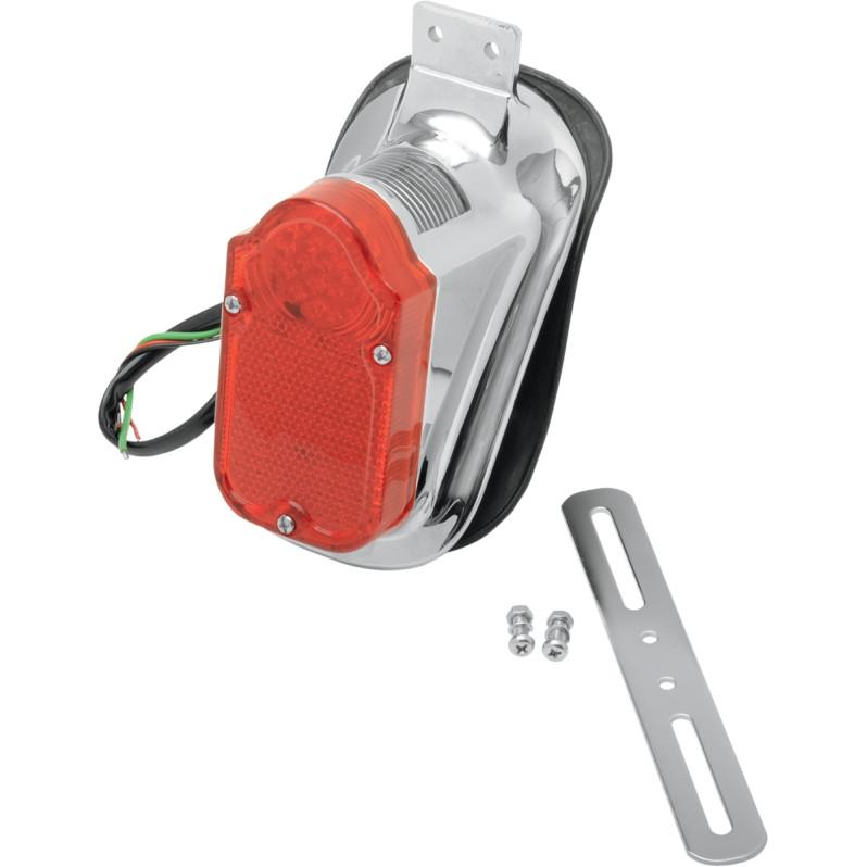 【20100562】 TOMBSTONE LED テールライト ライセンスプレート:汎用品