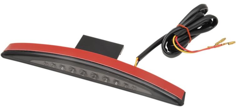 【20101240】 LED テールライト:2013~17年FXSBに適合/スモークレンズ