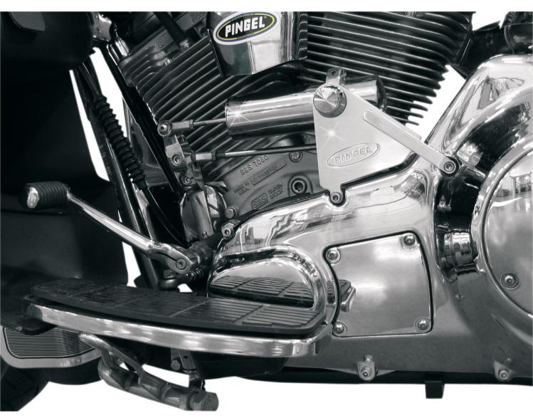 【16010175】 ELECTRIC EASY SHIFT スピードシフターキット:1987~06年ツーリングモデルに適合