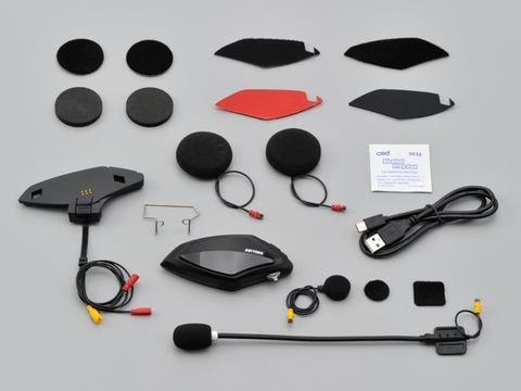 【98913】 DT-01 Bluetooth インターカム:1個セット
