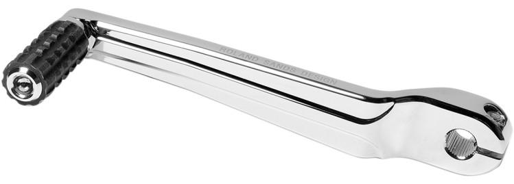 【16021164】 RSD シフトレバー:クローム/1999年以降ツーリング、トライクモデル、2000~17年FLソフテイルモデルに適合