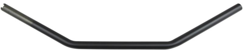 【06014168】 ドラッグスター X-ワイド ハンドルバー:フラットブラック