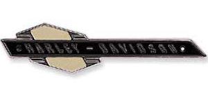 【61777-63T】 フューエルタンク・ネームプレート&アダプターキット ハーレー純正パーツ