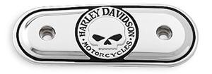 【29416-04】 エアクリーナーインサート・スカルコレクション/スポーツスターモデル用 ハーレー純正パーツ