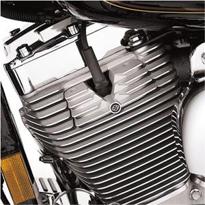 【43840-01】 フィンボルトブリッジ シルバー:1999~06年キャブレター使用 TWIN-CAMモデルに適合