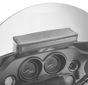 【58248-96】 レザー・フェアリングポーチ/エレクトラグライド用 ハーレー純正パーツ
