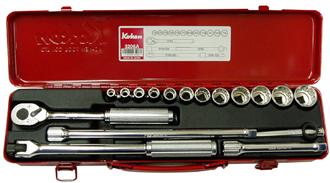 ハーレー 工具 Koken ボックスソケットセット