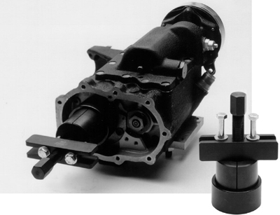ハーレー 工具 4速 メインシャフト・クラッチギヤプーラー