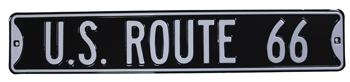 ハーレーアパレル 【インテリア】 Steel Signs US ROUTE66
