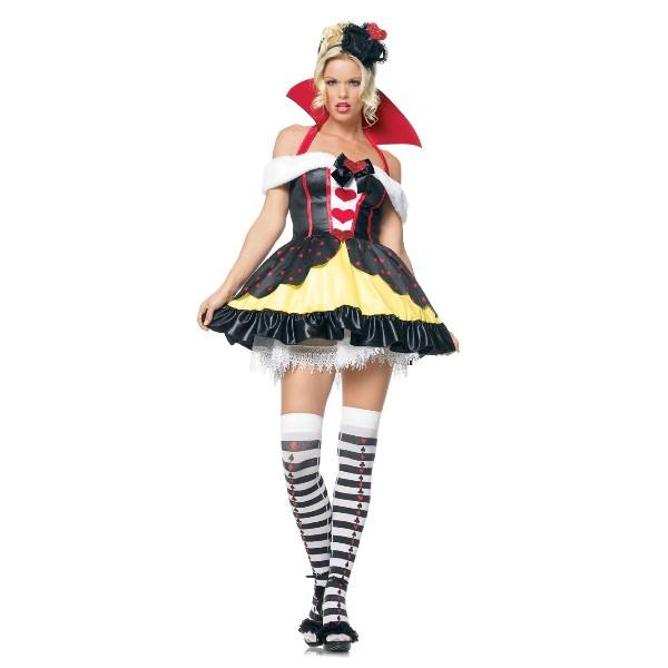 ハートの女王 ドレス ドレス セクシー セクシー 大人女性用 衣装、コスチューム コスプレ 大人女性用, ベビー壱番屋:12597024 --- officewill.xsrv.jp
