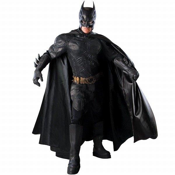バットマン ダークナイト 衣装、コスチューム 大人男性用 コスプレ Grand Heritage