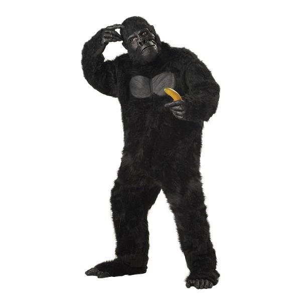 GORILLA ゴリラ 動物 着ぐるみ 衣装、コスチューム 大人男性用