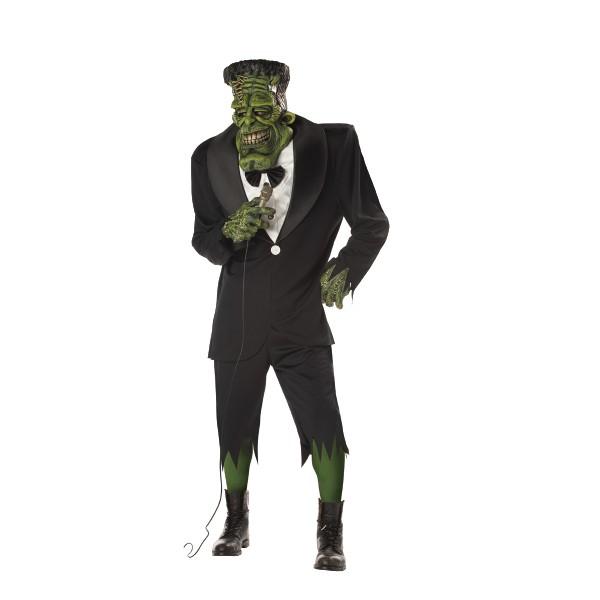 BIG FRANK フランケンシュタイン 着ぐるみ ホラー 衣装、コスチューム 大人男性用