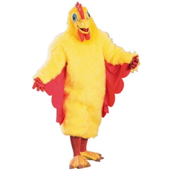 動物 衣装、コスチューム コスプレ  にわとり 着ぐるみ (男性用)ハロウィン
