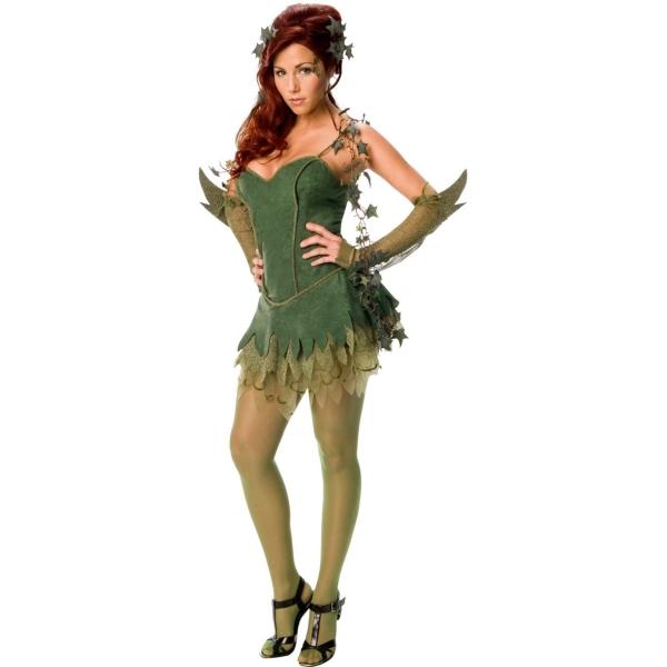 妖精 ドレス ドレス Ivy Poison 衣装、コスチューム 大人女性用 植物 Poison Ivy, フクデチョウ:87df543a --- officewill.xsrv.jp