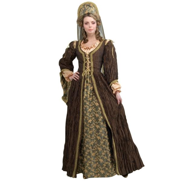 アン・ブーリン 王妃 女王 衣装、コスチューム 大人女性用 コスプレ GH Anne Boleyn