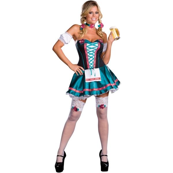 ハイジ 少女 衣装、コスチューム 大人女性用 コスプレ Heidi Hottie