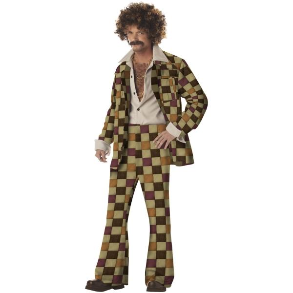 ディスコ ダンス 衣装、コスチューム 大人男性用 コスプレ Disco Sleazeball