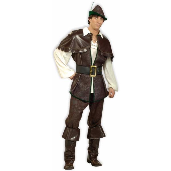 ロビンフット 冒険 衣装、コスチューム 大人男性用 Robin Hood
