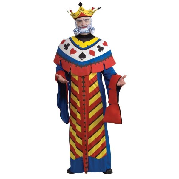 トランプ キング 王様 衣装、コスチューム 大人男性用 Playing Card King コスプレ
