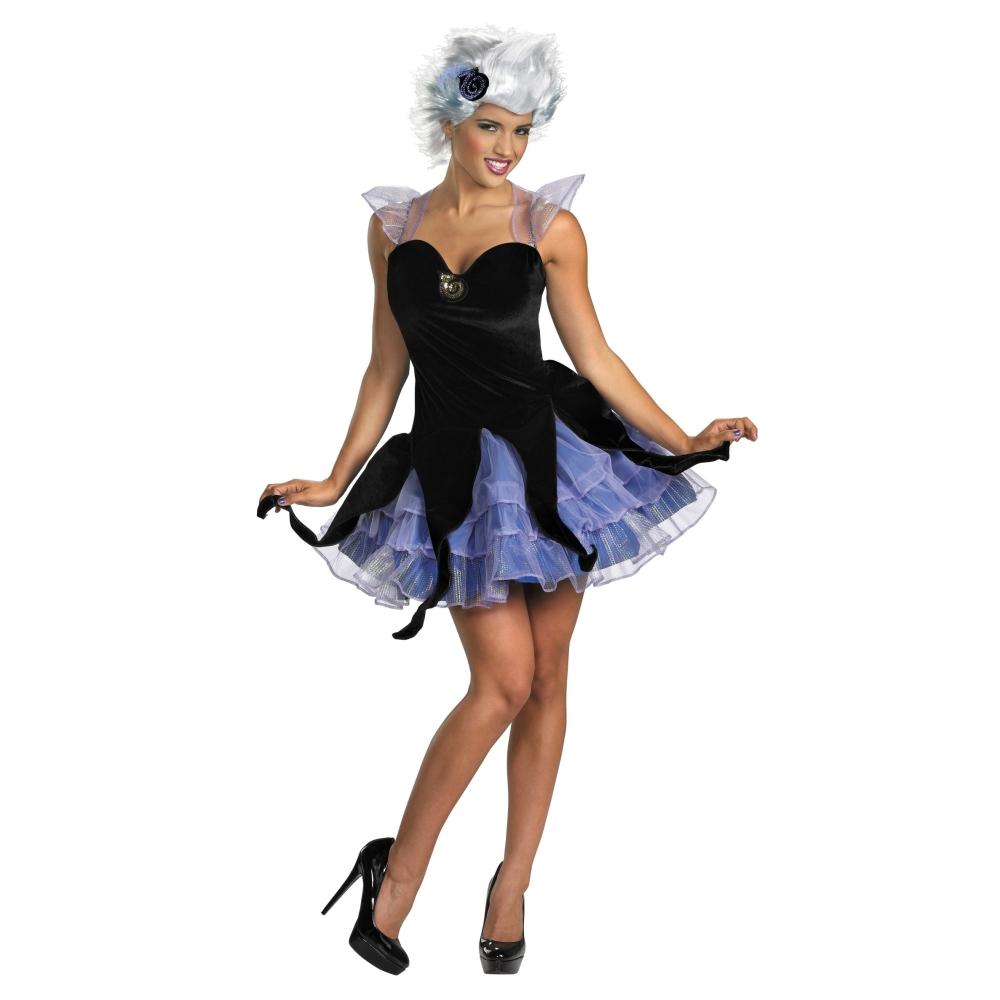 リトル・マーメイド アースラ 衣装、コスチューム 大人女性用 ディズニー Sassy Ursula